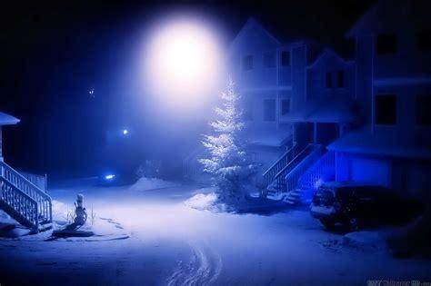 Noche de Navidad 2018. Vea paisajes urbanos gratis para ...