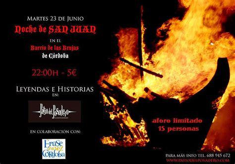 Noche de San Juan: Leyendas e Historias de Brujas - Patio ...