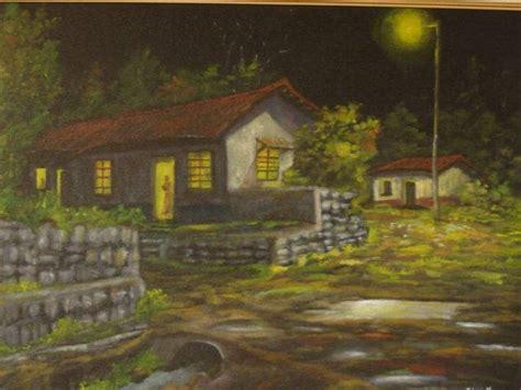 Noche en Santa Lucia Rolando Lewis - Artelista.com