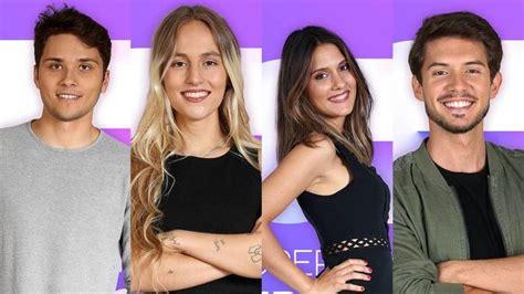 Noelia, Dave y Miki, concursantes de OT 2018
