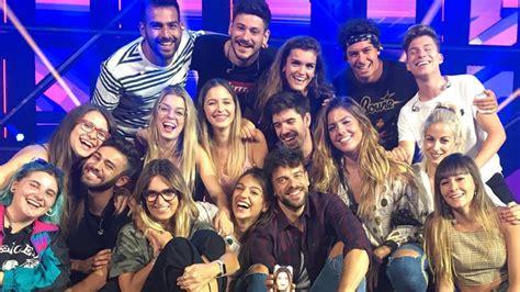 Noemí Galera se reencuentra con los concursantes de 'OT 2017'