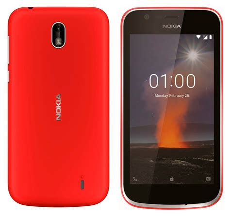 Nokia 1 con Android Go: características, precio ...