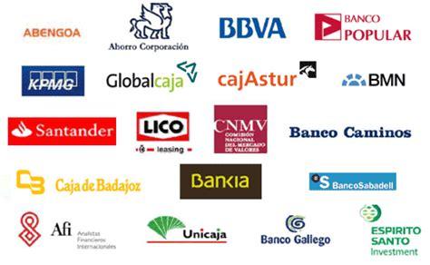 Nombres de bancos del mundo - Imagui
