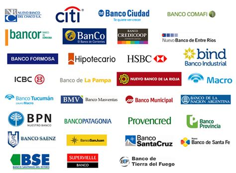 Nombres de logos de bancos - Imagui