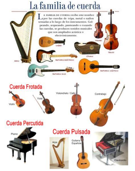 Nombres Instrumentos De Cuerda Pictures to Pin on ...