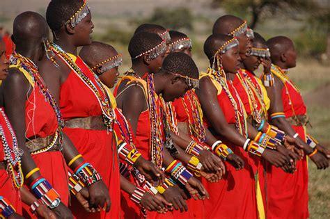 Nombres Y Características De Las Tribus De África ...