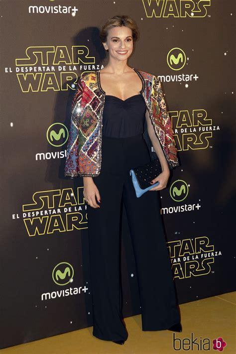 Norma Ruiz en el estreno de  Star Wars: El Despertar de la ...