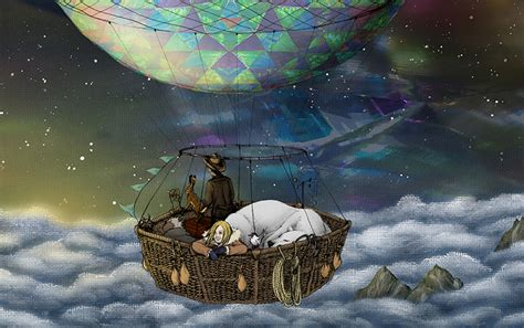 Northern Lights   Lyndsey Green Illustration