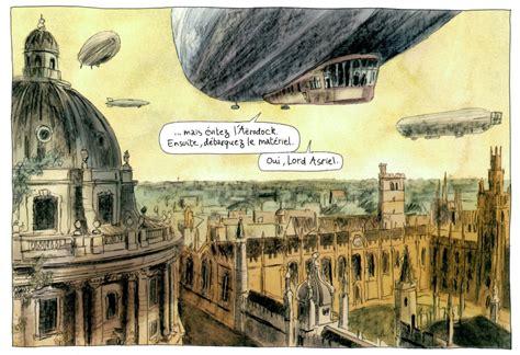 Northern Lights: The Comic – Philip Pullman Q&A | tygertale