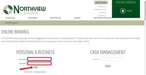 Northview Bank Online Banking Login - CC Bank