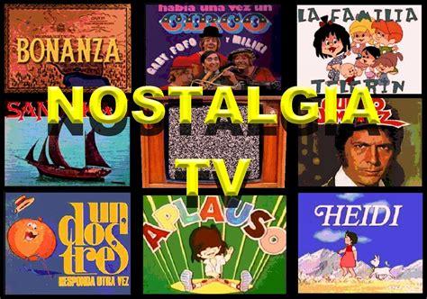 Nostalgia TV #1 - YouTube