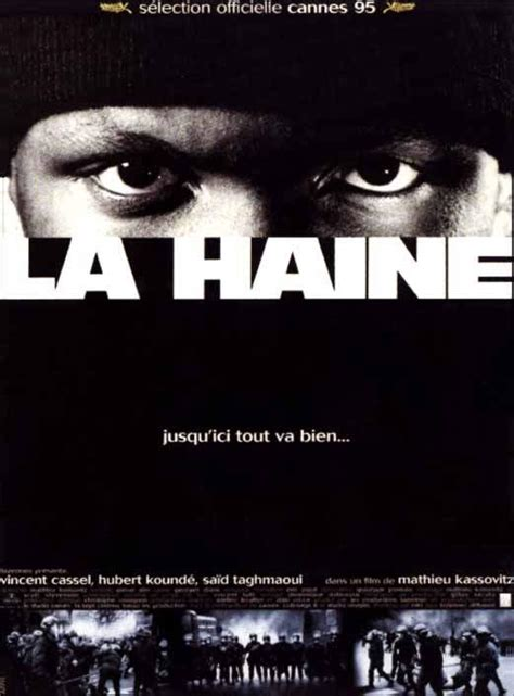 Not Just Movies: La Haine