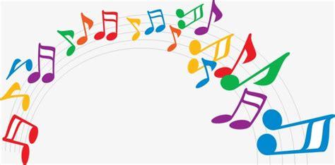 NOTA, Color Notas Musicales, Color, Notas Imagen PNG para ...