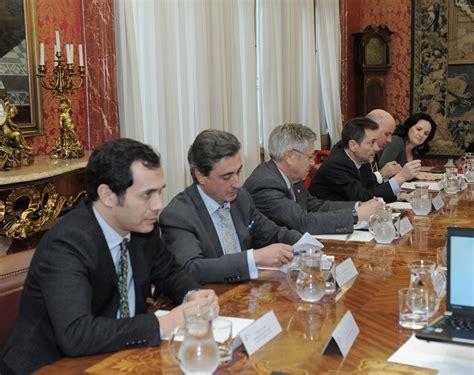 Nota informativa de la reunión con el ministro de justicia