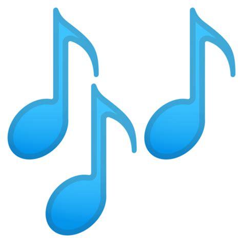 Notas Musicales Emoji