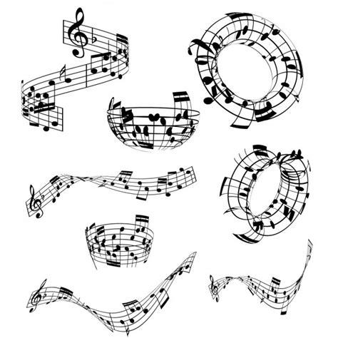 Notas Musicales | Fotos y Vectores gratis