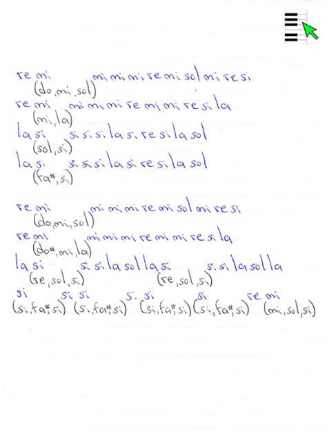 Notas Musicales: Unity / TheFatRat / Notas Musicales ...
