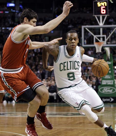 Nothing But Net: Boston Celtics guard Rajon Rondo could be ...