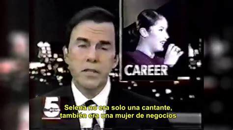 Noticia de la muerte de Selena Quintanilla en 1995 ...
