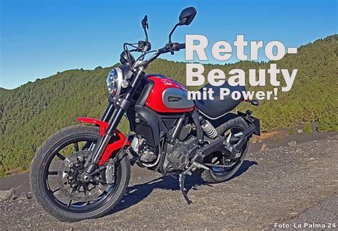 Noticias de motos de la Palma: Ducati Scrambler para ...