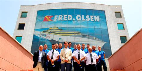 Noticias   Fred Olsen