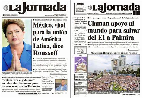Noticias Guerrer@s SME: Periódico LA JORNADA: México ...