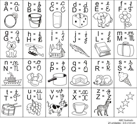 Notícias Ponto Com : Alfabeto ilustrado 4 tipos de letras ...