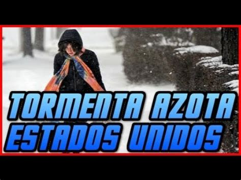 Noticias Ultima Hora: Una gran tormenta de nieve azota ...