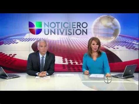 Noticias Univision, más modernas y dinámicas - YouTube