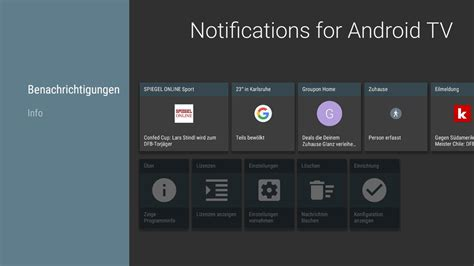 Notifications for Android TV APK Download   Free ...