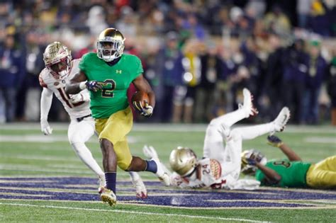 Notre Dame football hosts Florida State