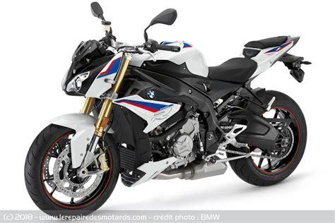 Nouveautés motos BMW 2019