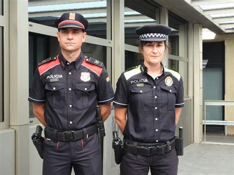 Nova uniformitat de Mossos d'Esquadra i Policies Locals ...