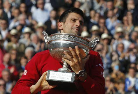 Novak Djokovic hizo historia en Roland Garros | 442