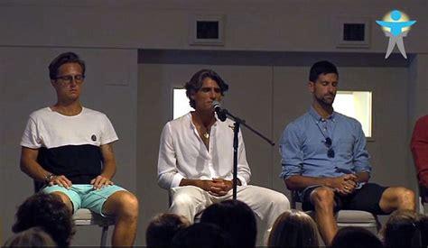 Novak Djokovic hopes 'love and peace' can return him to ...