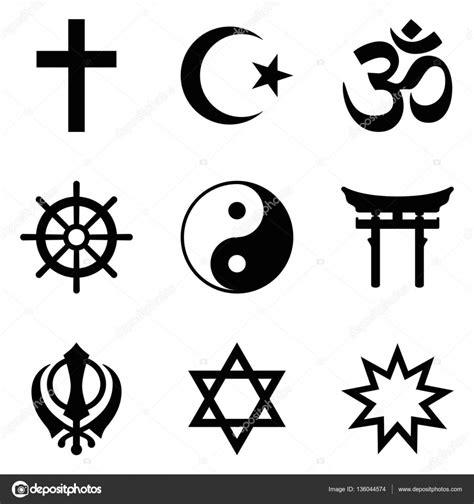 Nove símbolos das religiões mundiais e os principais ...