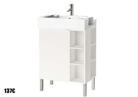 Novedades en armarios para cuartos de baño