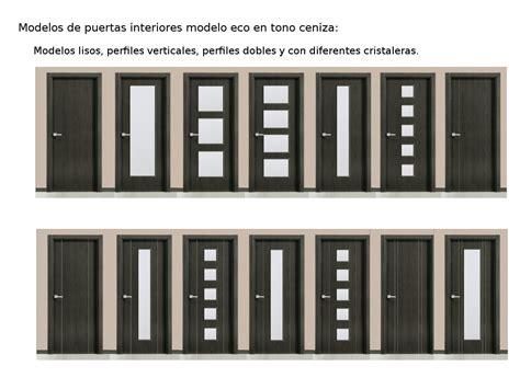Novedades en modelos de puertas de interior I   Carpintero ...