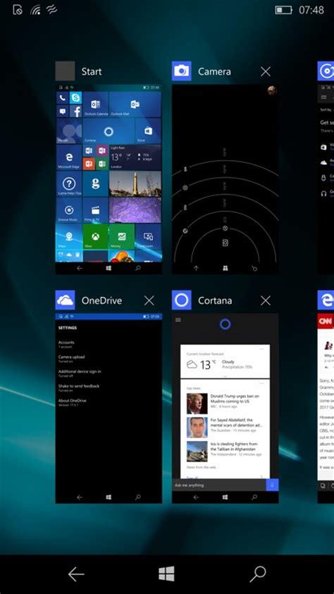 Novedades Windows 10 Mobile: Todos los detalles