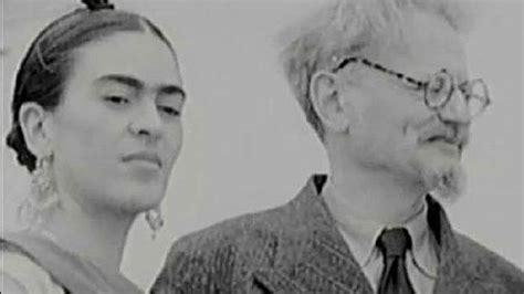 Novelan la relación amorosa de Frida Kahlo y León Trotsky