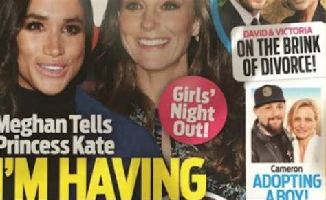 Novia del Príncipe Harry estaría con tres meses de ...