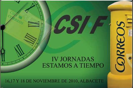 Noviembre 2010 | CSI·F CORREOS ALBACETE