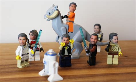 Now Your Face Can Be 3D Printed Onto the Head of a LEGO ...