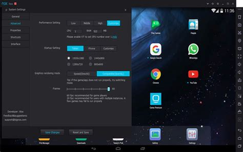 Nox Android Emulator / App Player Review