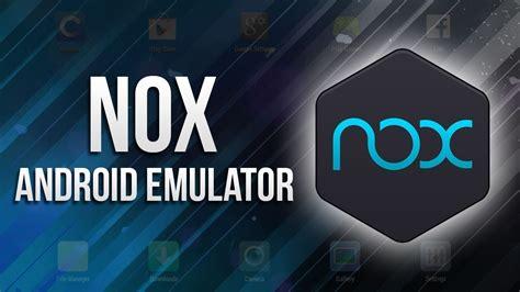 Nox App Android Emulator - Sam Drew Takes On