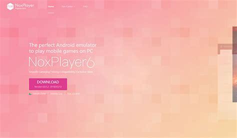 Nox: emulador Android para Windows y Mac - Adictos a la red