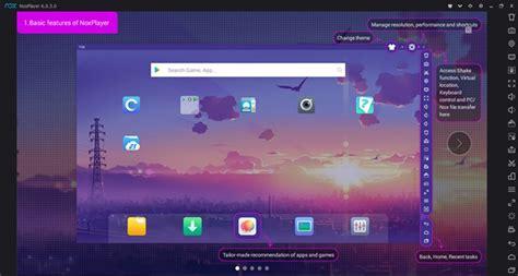 Nox: o popular emulador do Android para Windows 10 foi ...