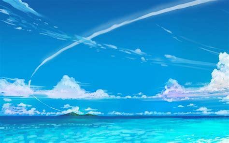 Nubes paisajes verano sce fondos de pantalla gratis