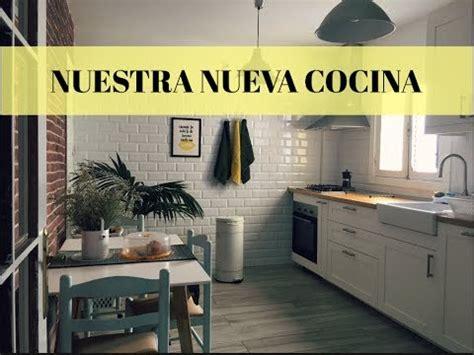 NUESTRA NUEVA COCINA - IKEA/ENCIMERA DE MADERA - CAROLINA ...