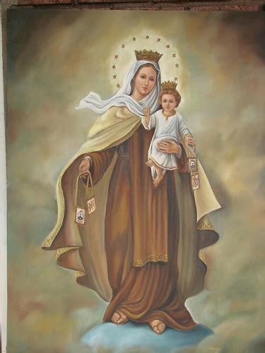 Nuestra Señora del Carmen | Caminando con Jesús de la mano